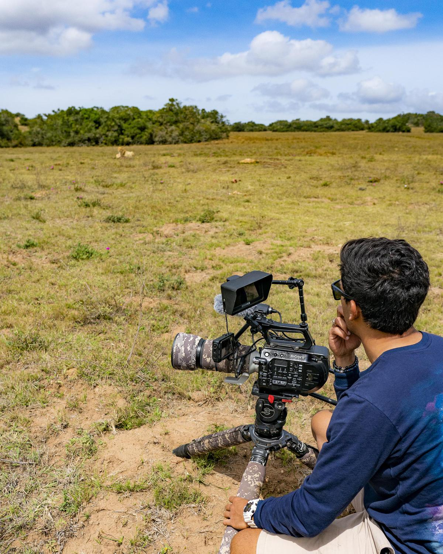 Image of Camera operator, Filmmaking etc.
