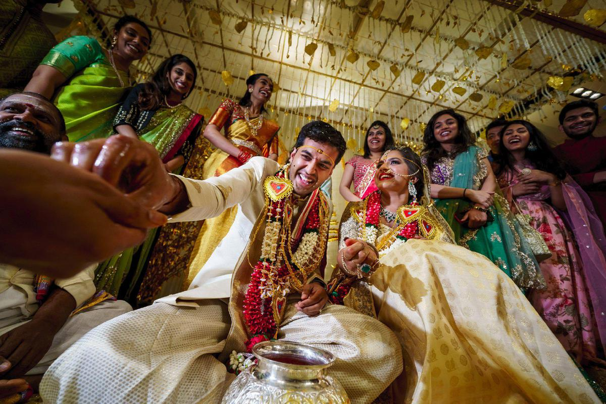 Marriage Photography With Sony SEL1224G Lens