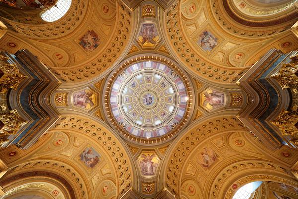 Image of Dome, Ceiling, Holy places, Building etc.