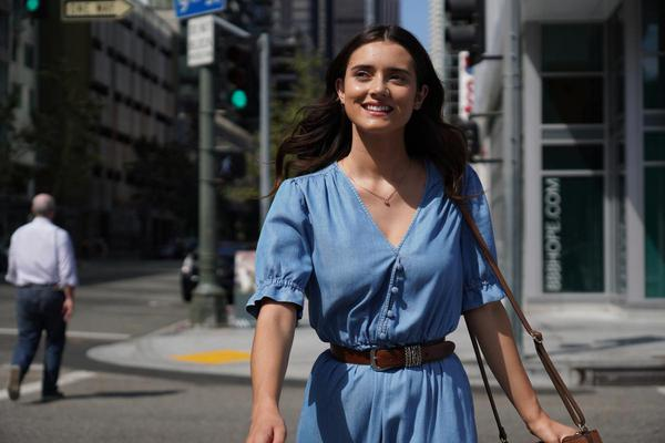 Image of Street fashion, Blue, Photograph, Clothing, Fashion, Denim etc.