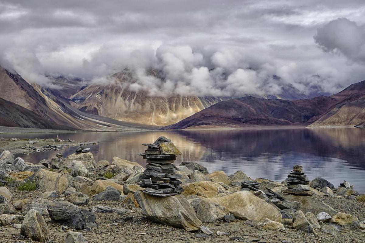 Image of Highland, Mountainous landforms, Mountain, Wilderness, Natural landscape, Fell etc.