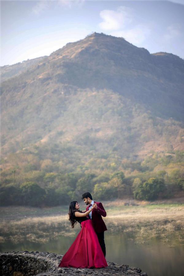 Image of Photograph, Sky, Dress, Mountain, Cloud etc.