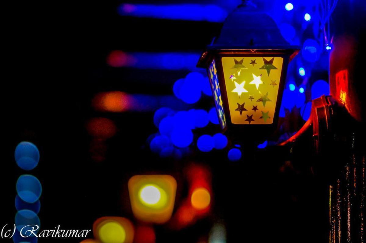 Image of Lighting, Blue, Light, Lantern etc.