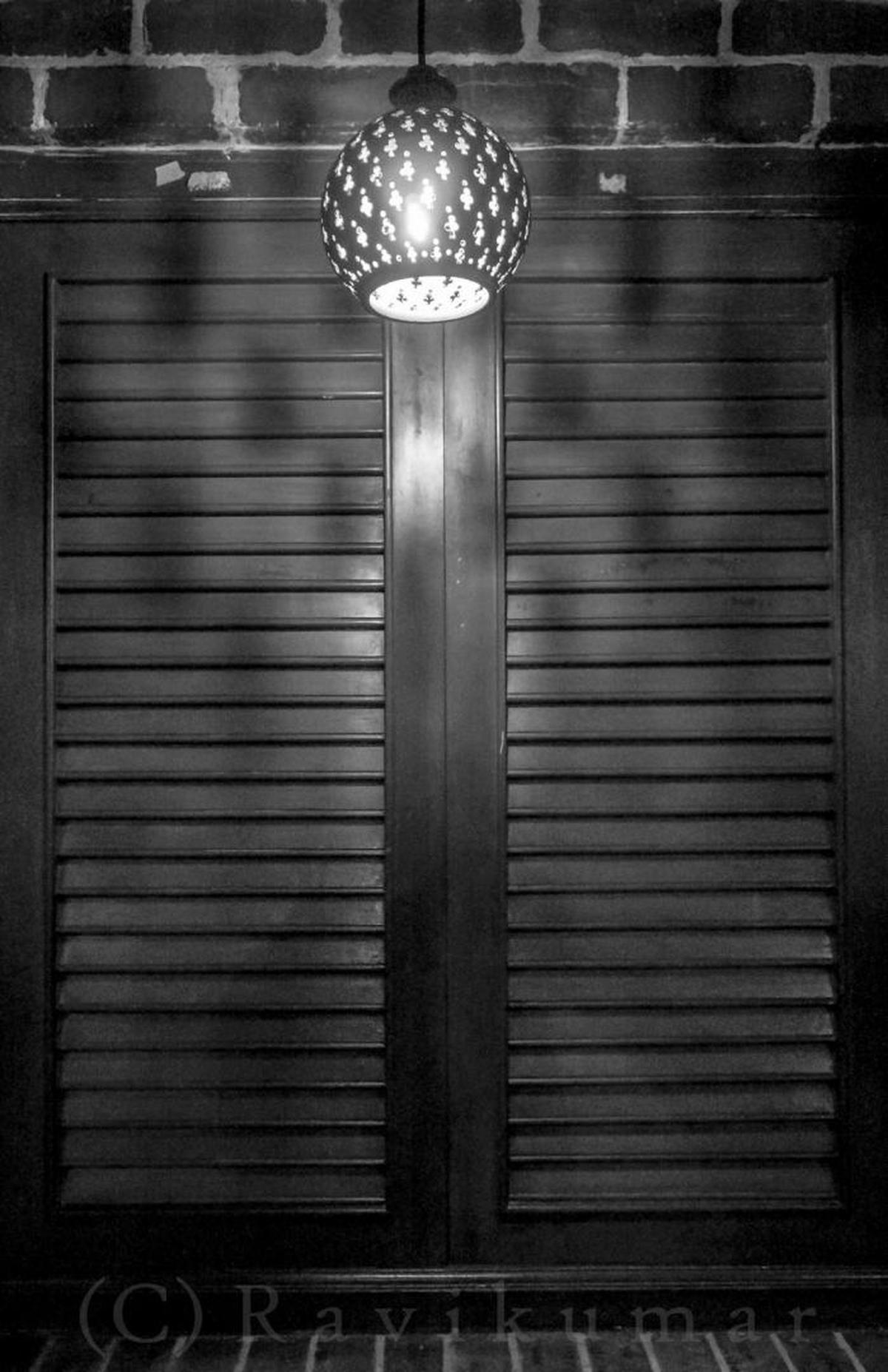 Image of Black, Light, Lighting etc.