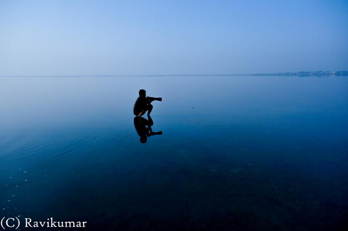 Image of Water, Blue, Sky, Sea, Ocean etc.