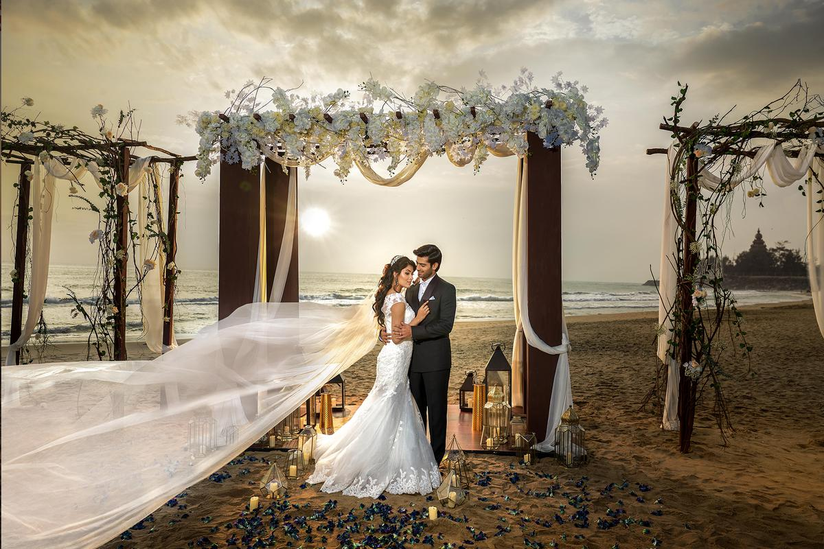 Image of Veil, Marriage, Bridal clothing, Ceremony, Wedding, Gown etc.