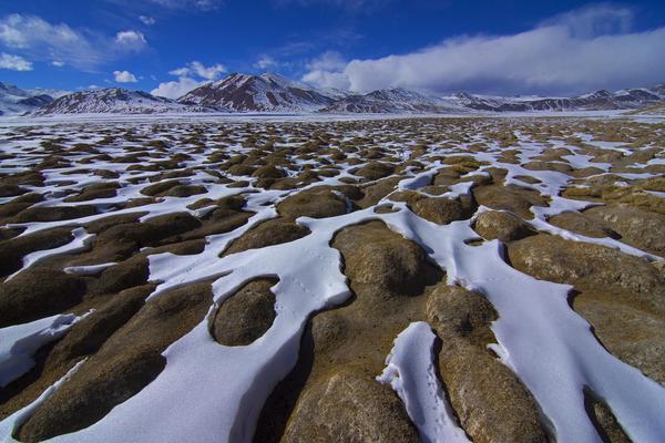 Image of Nature, Mountainous landforms, Natural landscape, Mountain, Tundra, Wilderness etc.