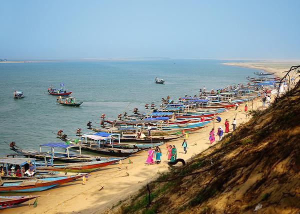 Image of Water transportation, Beach, Coast, Boat, Sea, Vehicle etc.