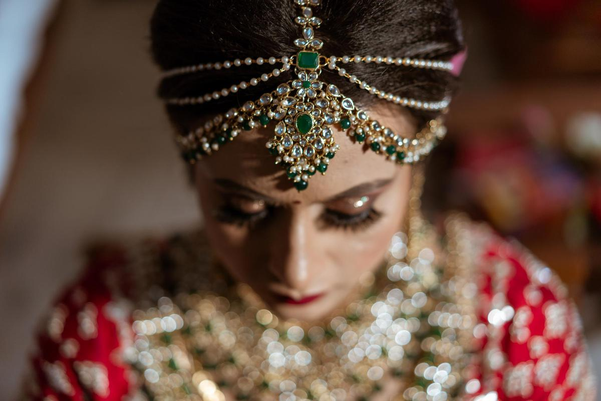 Image of Hair, Headpiece, Bride, Lady, Beauty, Tradition etc.