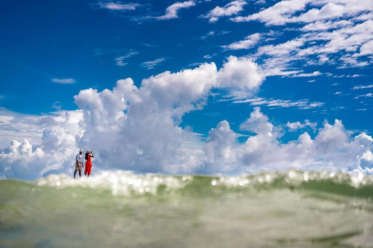 Image of Sky, Cloud, Daytime, Cumulus etc.