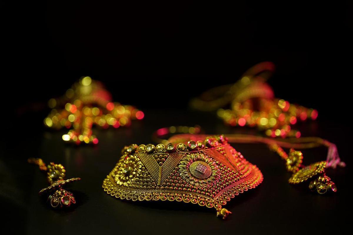 Image of Light, Metal, Gold etc.