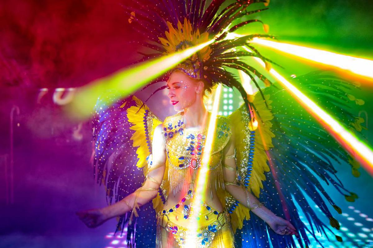 Image of Light, Performance, Event, Performance art etc.