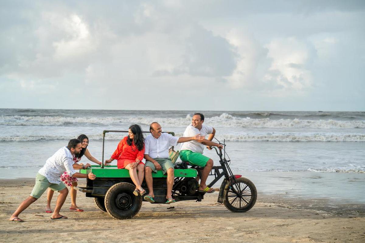 Image of Beach, Vehicle, Vacation, Fun, Mode of transport etc.