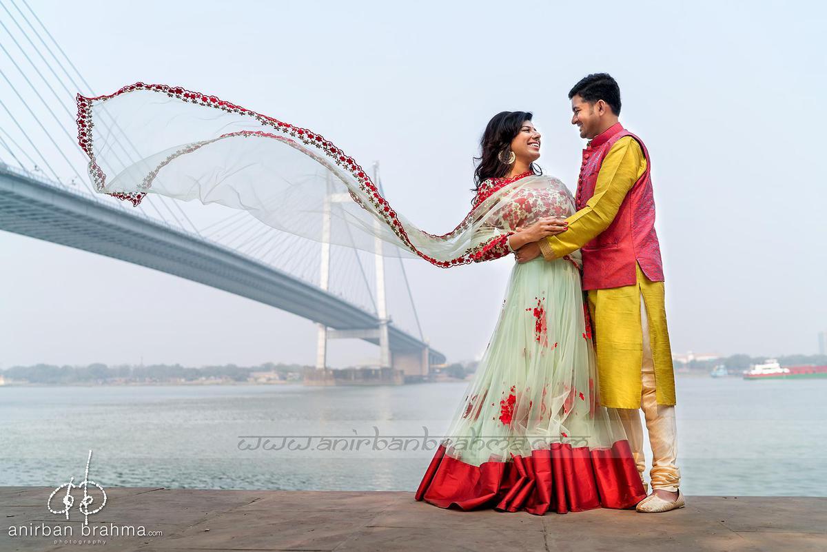 Image of White, Yellow, Ceremony, Bride, Male etc.