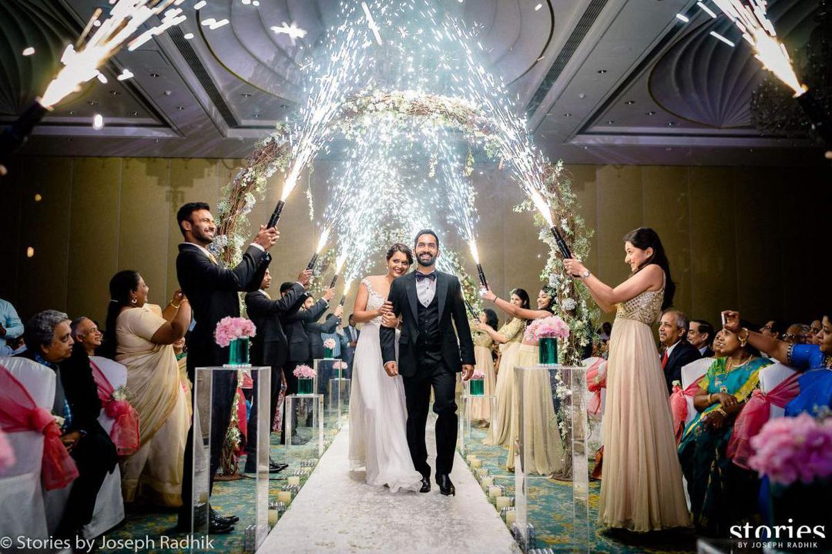 Image of Photograph, Bride, Marriage, Event, Wedding dress, Dress etc.