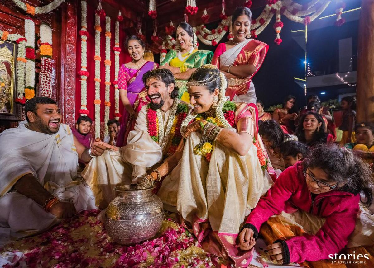 Image of Marriage, Event, Ceremony, Ritual, Tradition etc.