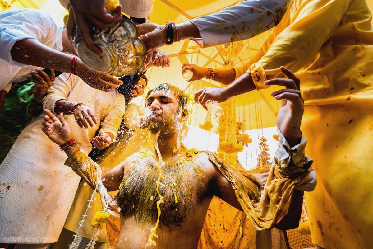 Image of Yellow, Ritual etc.