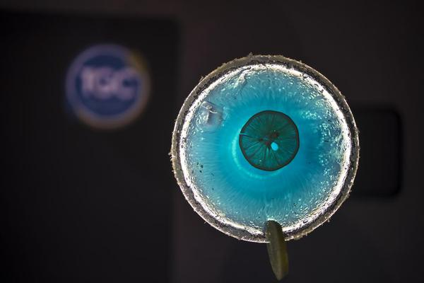 Image of Water, Close-up, Eye, Green, Turquoise, Blue etc.
