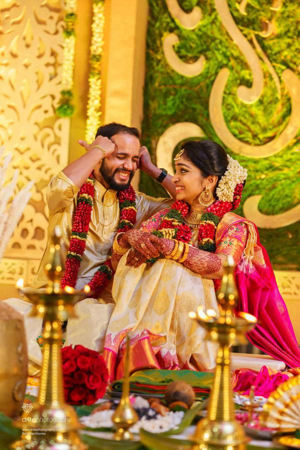 Image of Rite, Marriage, Tradition, Yellow, Ceremony etc.