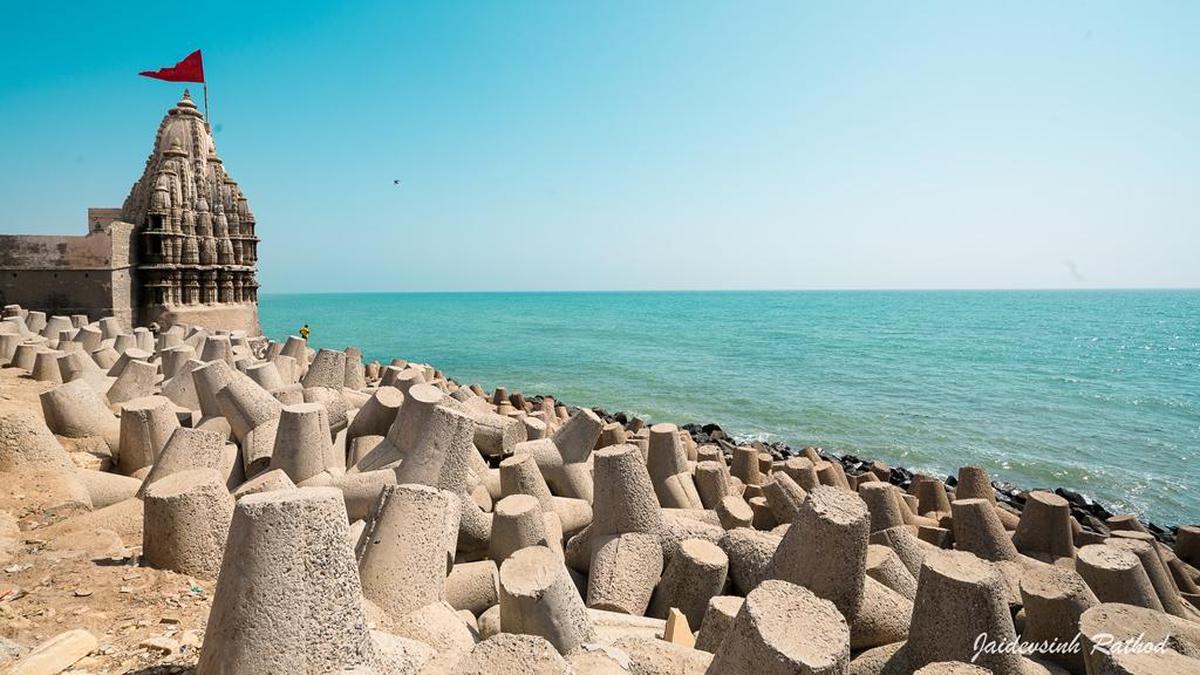 Image of Sand, Sea, Beach, Coast, Shore etc.