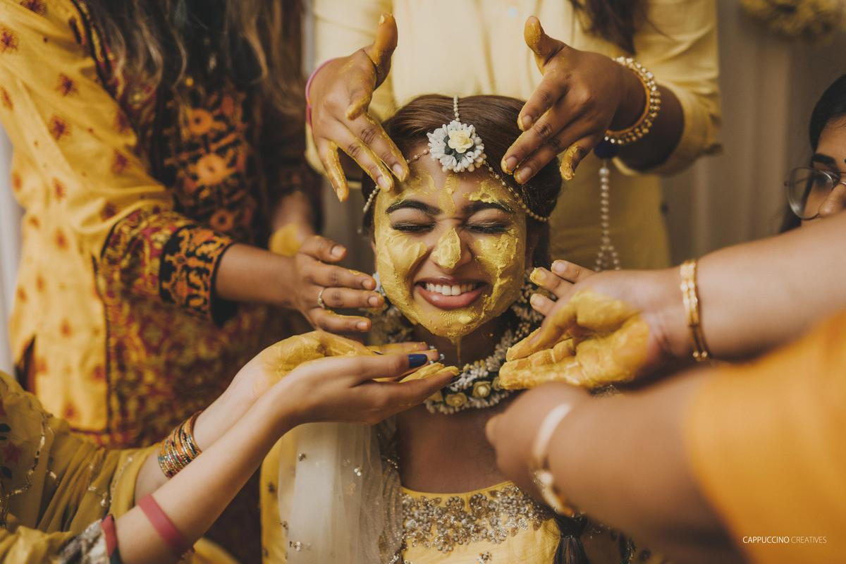 Image of Yellow, Tradition, Mehndi, Ritual etc.