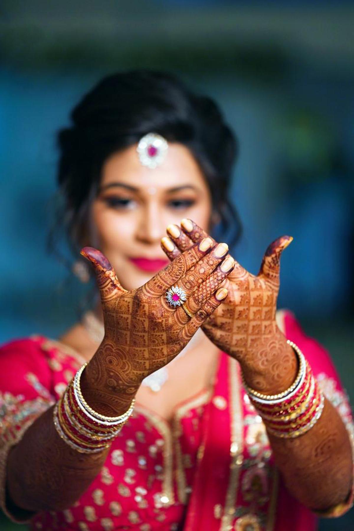 Image of Mehndi, Beauty, Lady, Pattern etc.