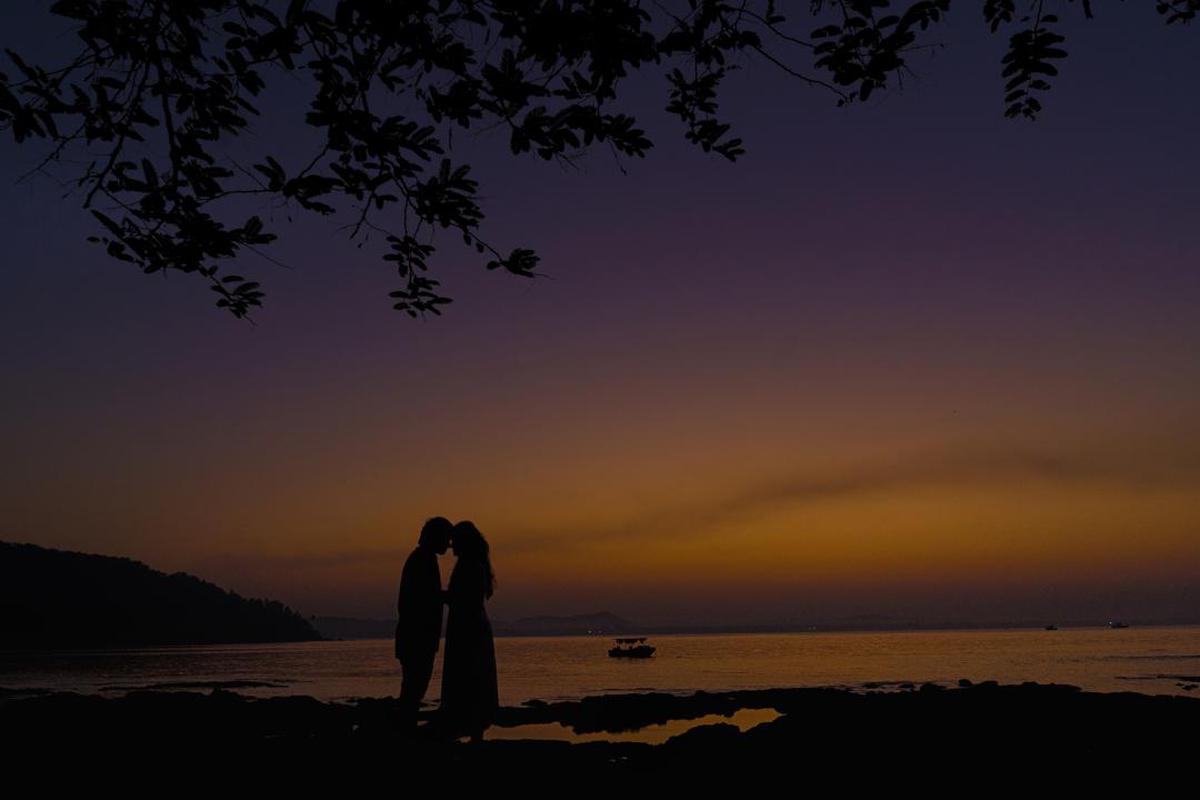 Image of Sky, Horizon, Sea, Dusk, Evening, Sunset etc.