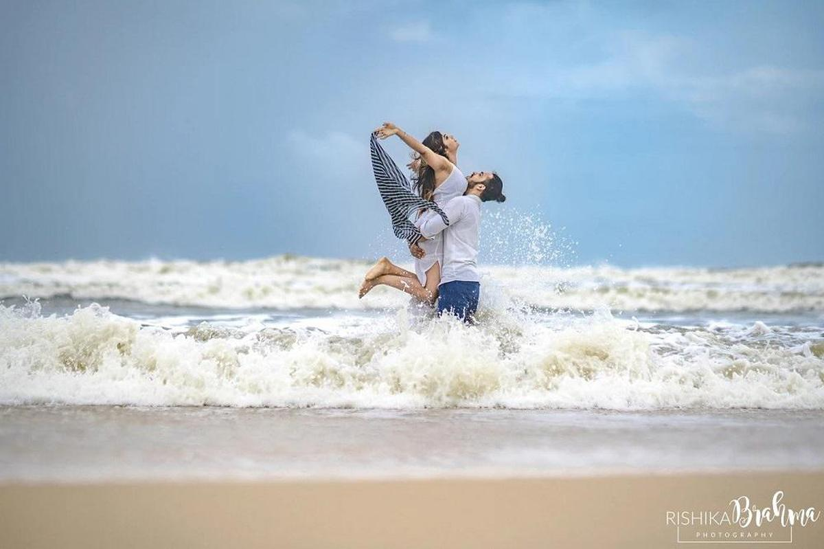 Image of Sky, Photograph, Fun, Sea, Ocean, Beach etc.