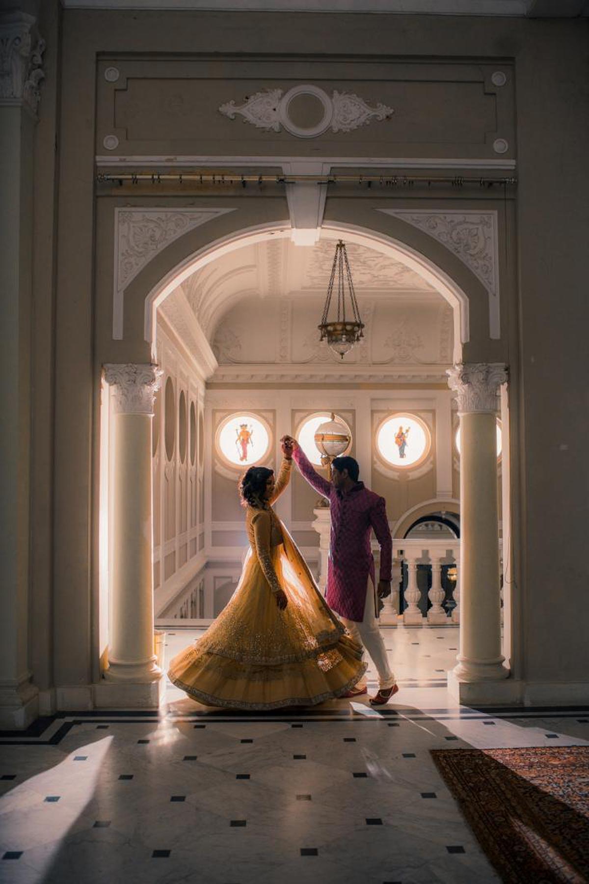 Image of Photograph, Bride, Dress, Wedding dress, Gown, Male etc.