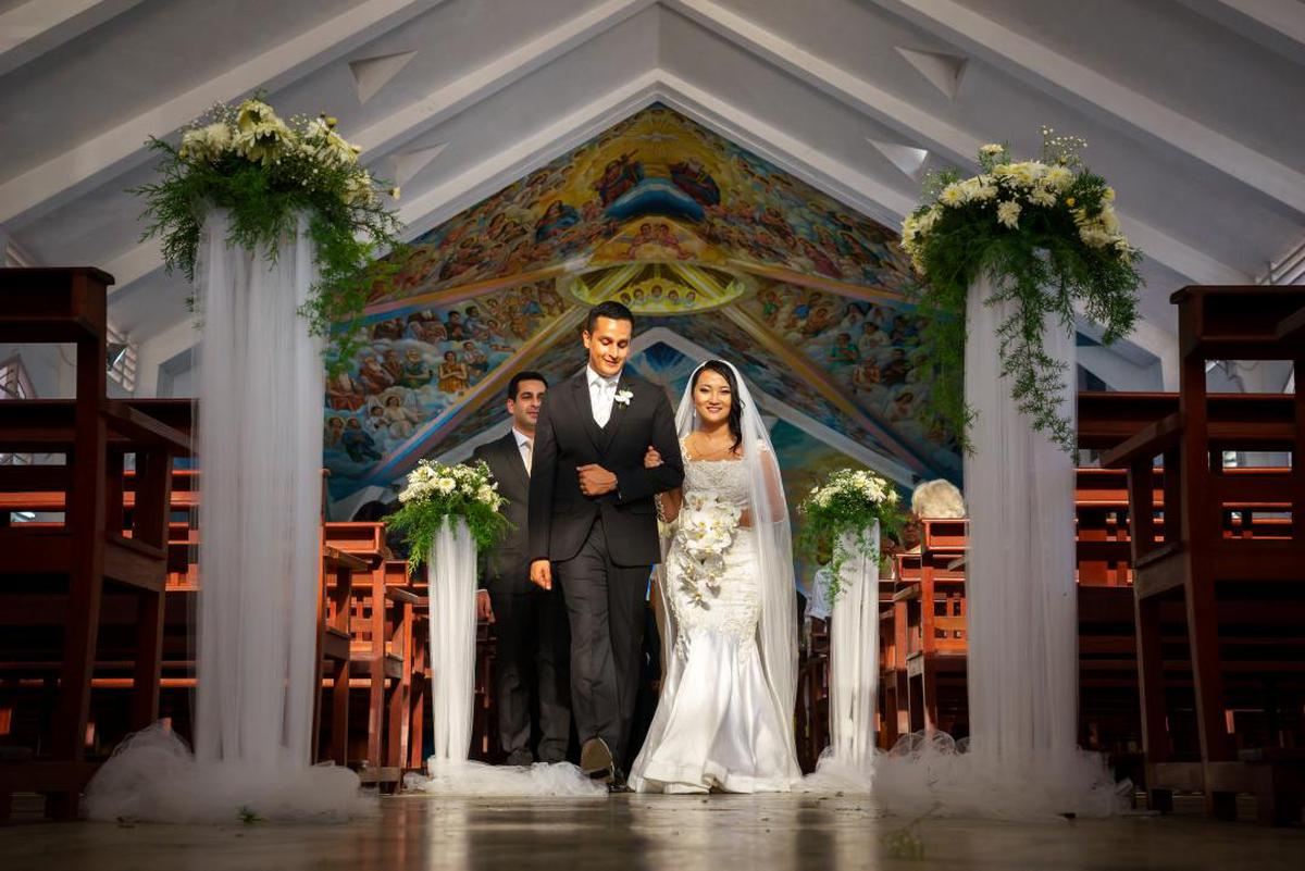 Image of Photograph, Bride, Ceremony, Marriage, Wedding, Event etc.