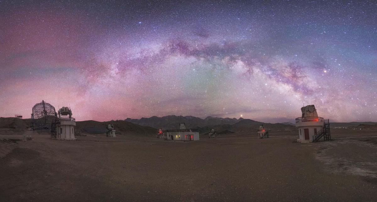 Image of Sky, Atmosphere, Aurora etc.