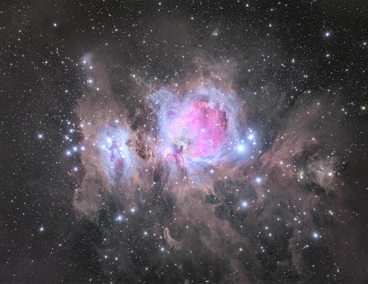 Image of Nebula, Galaxy, Astronomical object, Atmosphere, Universe, Astronomy etc.