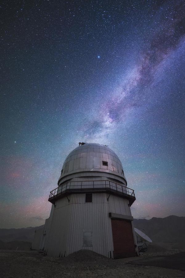 Image of Observatory, Sky etc.