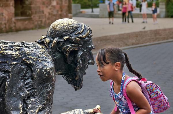 Image of Water, Statue, Sculpture etc.