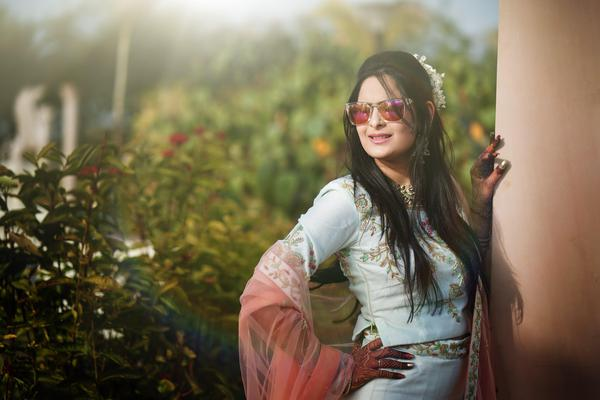 Image of People in nature, Photograph, Facial expression, Lady, Beauty, Glasses etc.