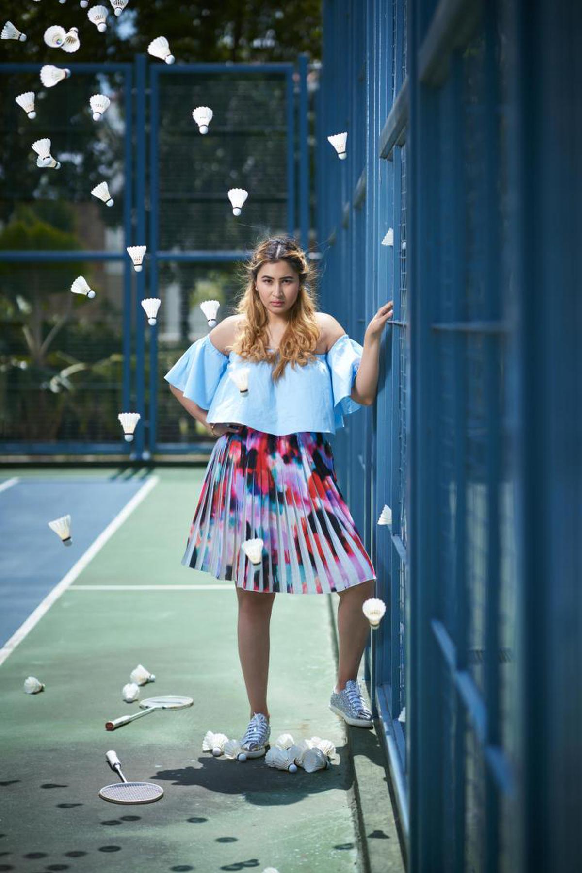 Image of Clothing, Blue, Street fashion, Fashion, Plaid, Pattern etc.