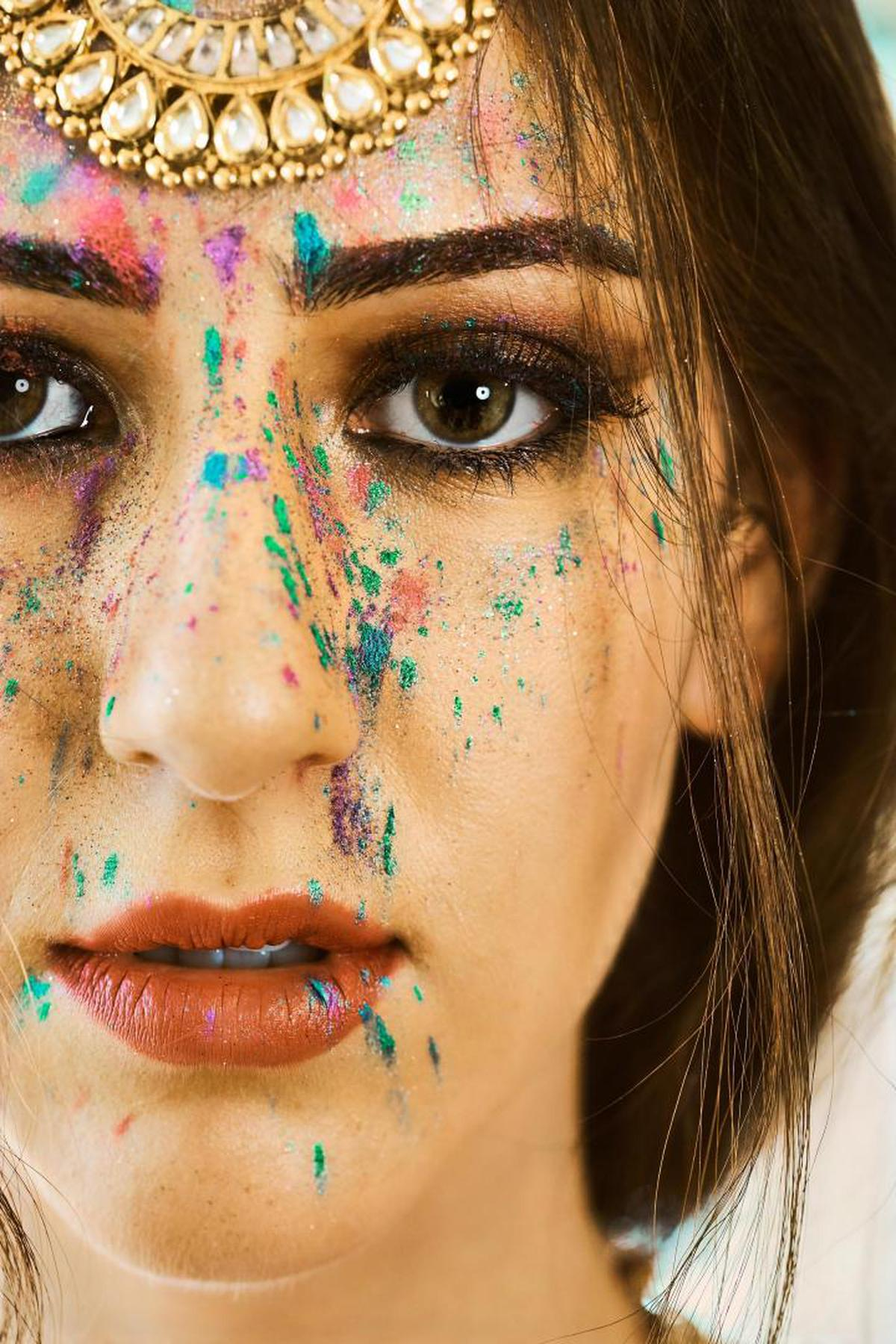 Image of Face, Hair, Skin, Nose, Eyebrow, Cheek etc.