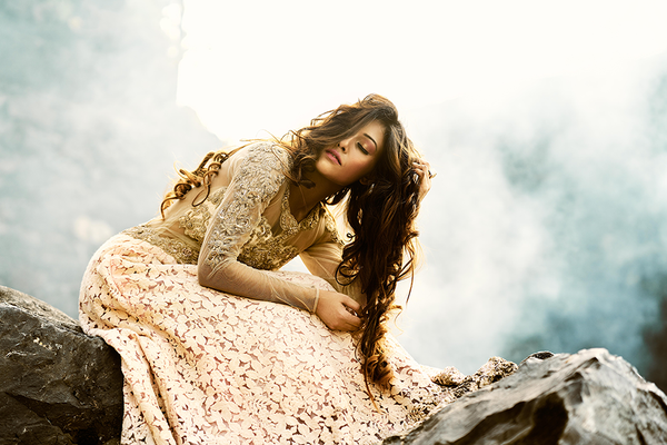 Image of People in nature, Photograph, Beauty, Lady, Skin, Long hair etc.