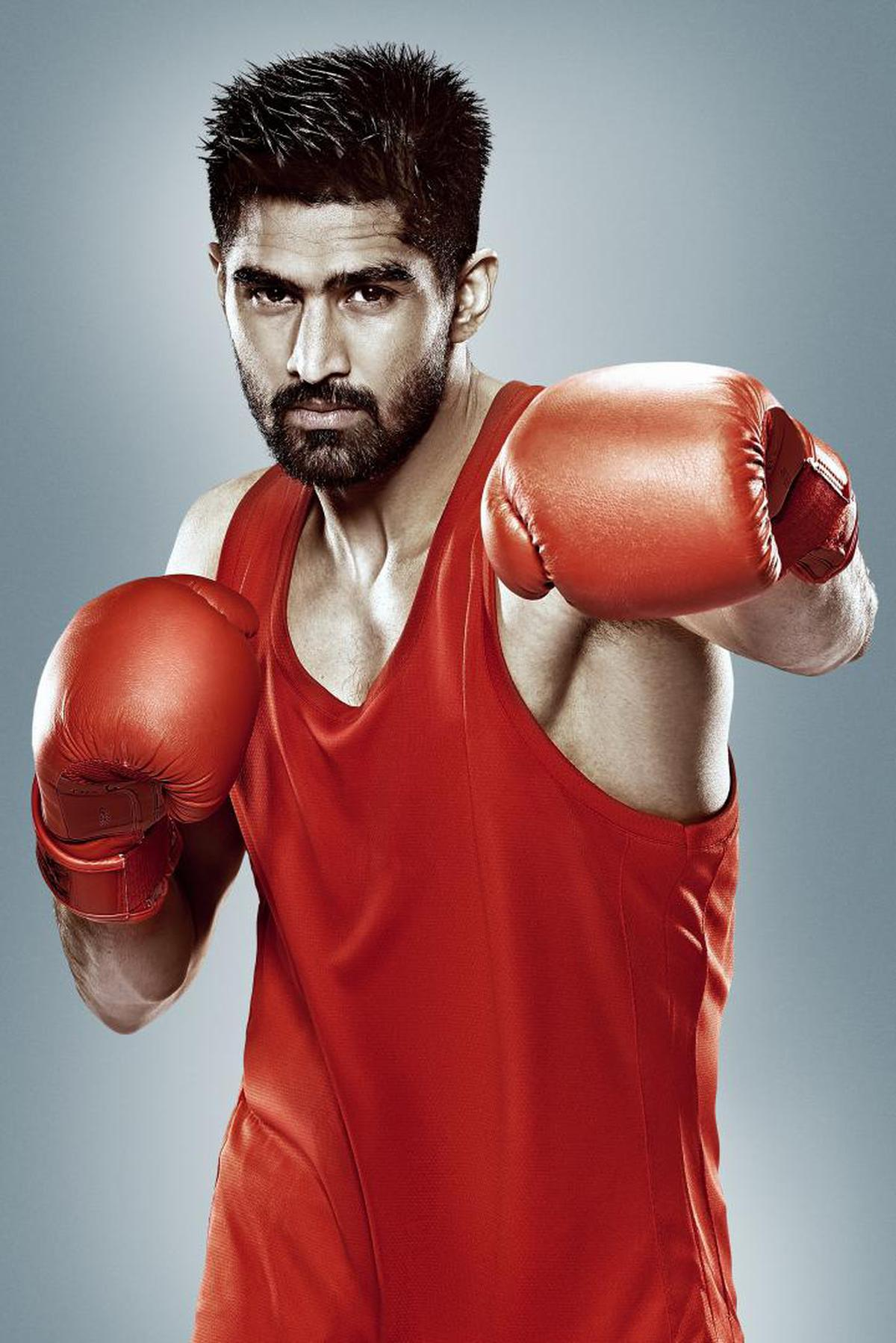 Image of Professional boxer, Professional boxing, Boxing, Boxing glove etc.