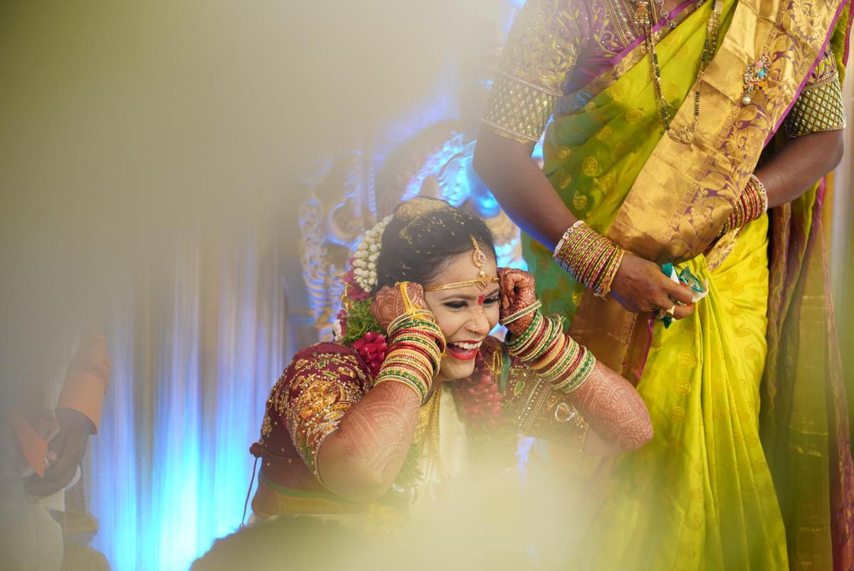 Image of Ceremony, Green, Yellow etc.