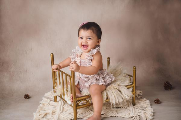 Image of Child, Photograph, Sitting, Skin, Toddler etc.