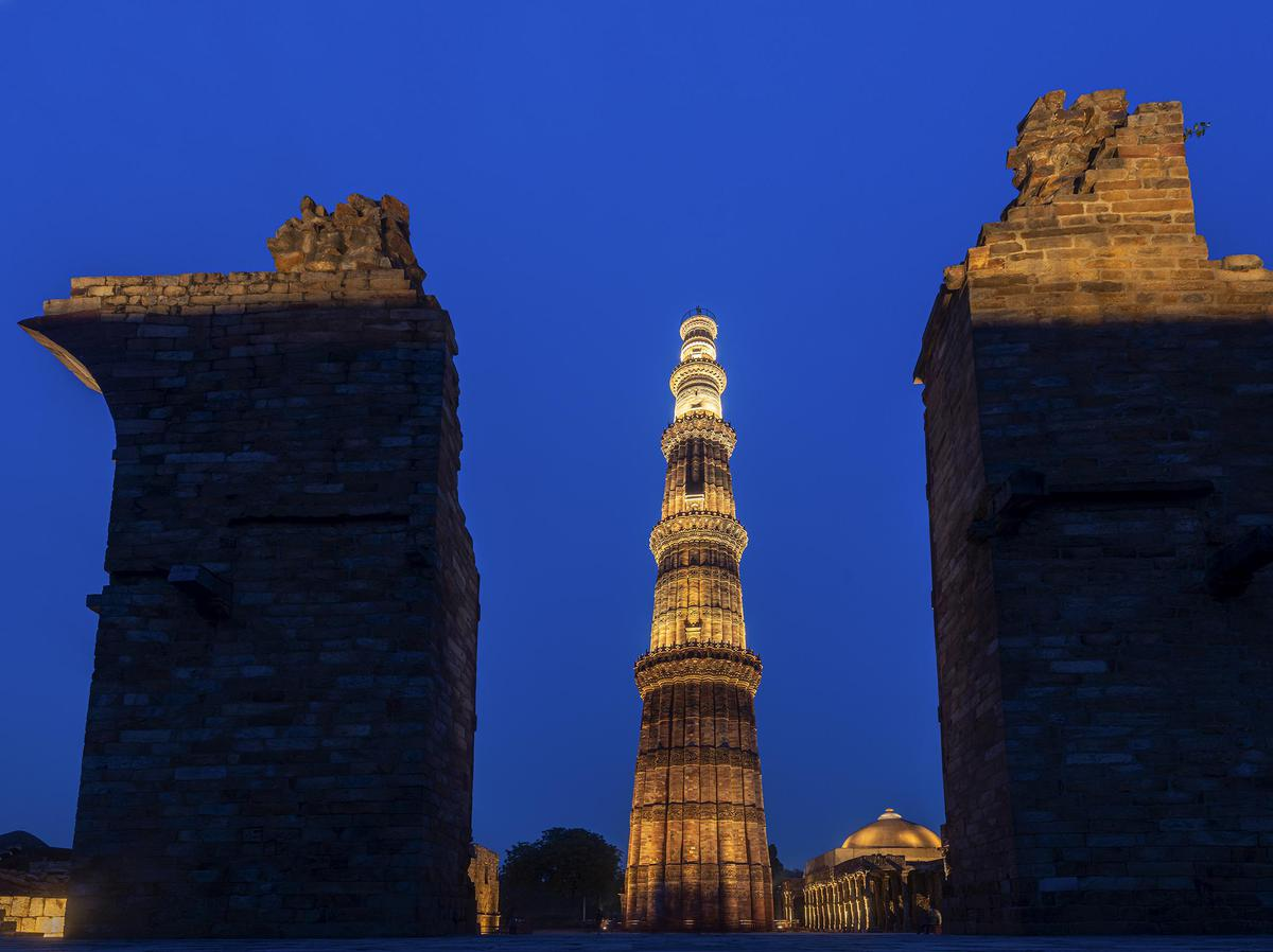Image of Landmark, Tower, Sky, Historic site, Architecture etc.