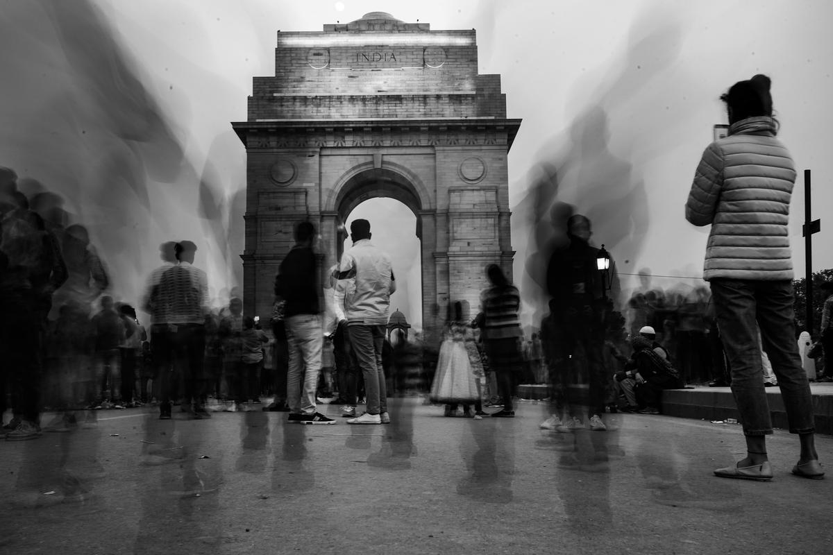 Image of White, Black, Black-and-white, Monochrome, Monochrome photography, Standing etc.