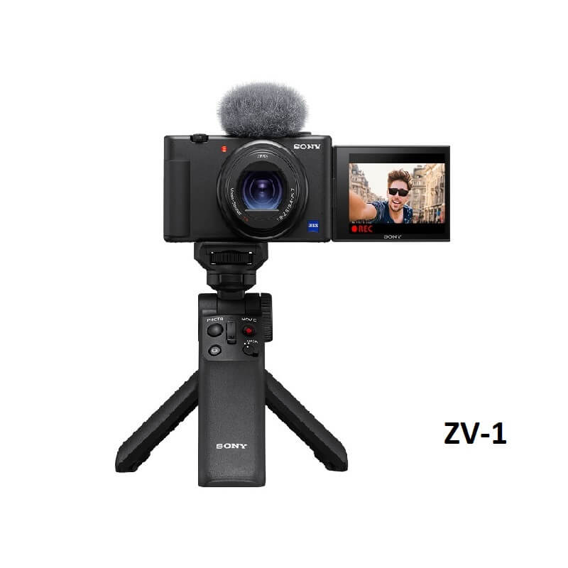 Sony Vlogging Kit with Accesory Details