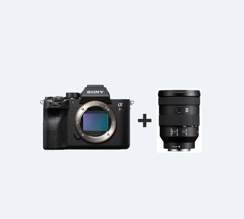 Buy SEL24105G lens with the camera and get 20,000/- off on lens