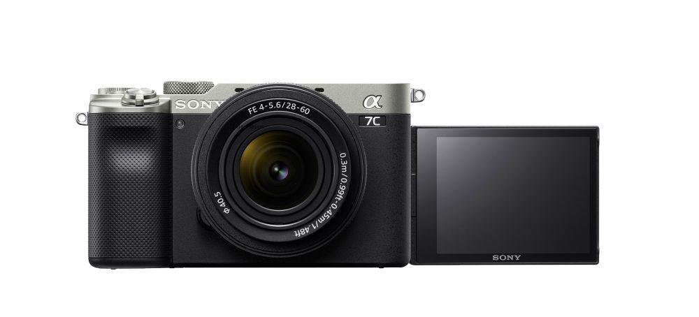 Sony Alpha 7C: World's smallest and lightest Full Frame Camera