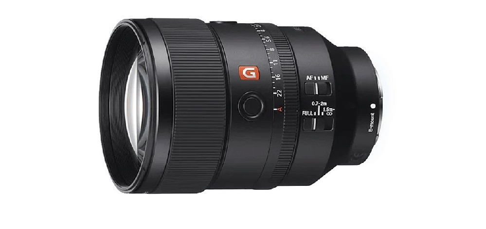 Sony 135mm f/1.8 G Master Gets A Gear Of The Year Award From DPReview
