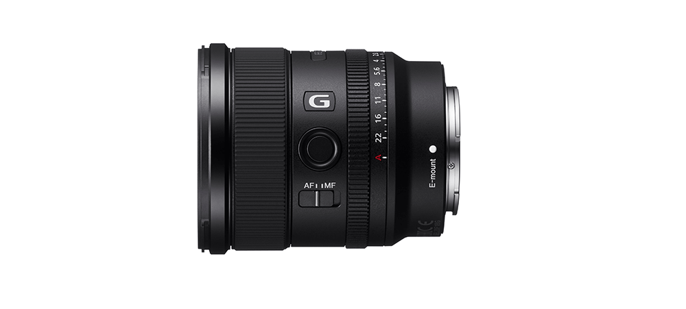 Sony Announces Launch of all new Ultra Wide Prime Lens