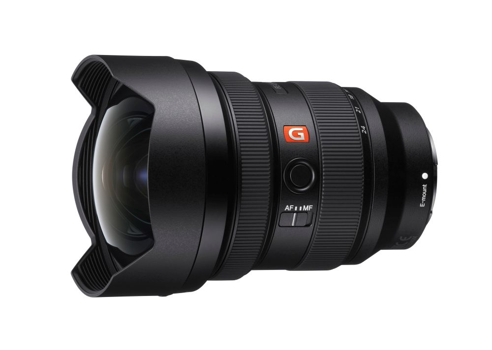 Sony announces the 12-24mm F2.8 GM lens- world's widest full frame zoom with constant F2.8 Aperture