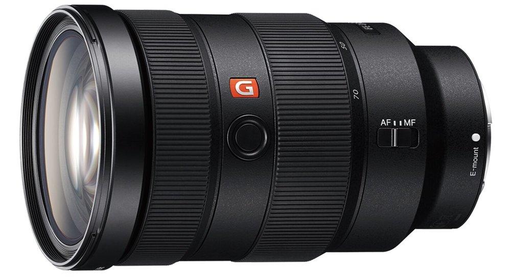 Sony SEL2470GM Lens